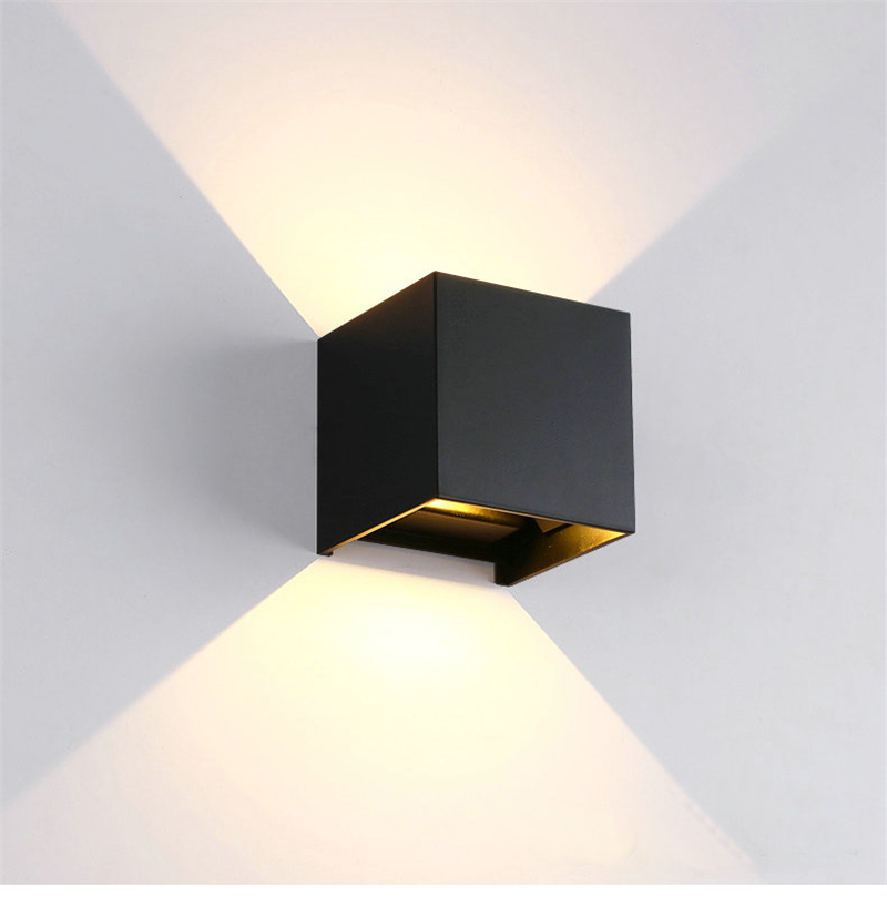 CUBE LIGHT - Black