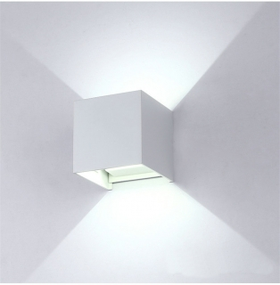 CUBE LIGHT - White